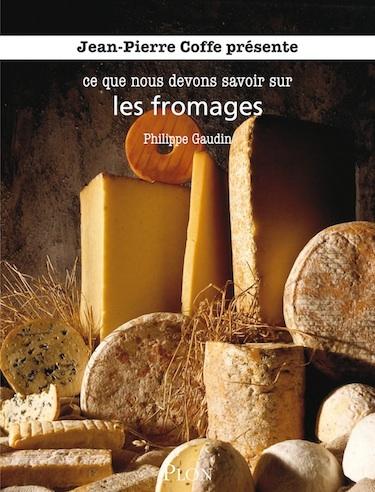 Ce que nous devons savoir sur les fromages, collection JP Coffe