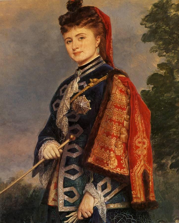 Hortense Scneider, cantatrice