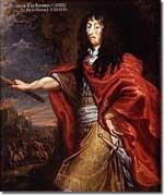 Prince de Condé, acteur de la Fronde