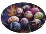 Les œufs décorés d'Europe de l'Est