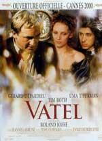 L'histoire de Vatel a été portée au cinéma, lien vers la fiche allocine.fr