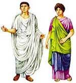 les Romains de l'antiquité