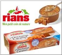 L'onctueux, caramel au beurre salé de Rians