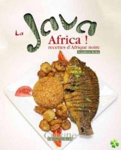 La Java Africa, 30 recette d'Afrique noire