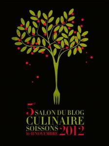 5e edition - Salon du blog culinaire 2012