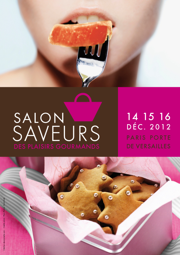 Visurel salon saveurs 2012 for Salon des saveurs paris
