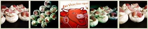 Vache qui rit® au Leerdammer