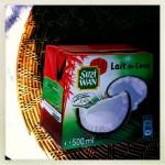Les recettes au lait de coco