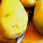 pommes-de-terre-épluchées