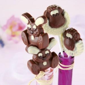 Sucettes LIDL_Favorina - Chocolat Pâques - lapin mouton