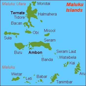 L'archipel des Îles Banda