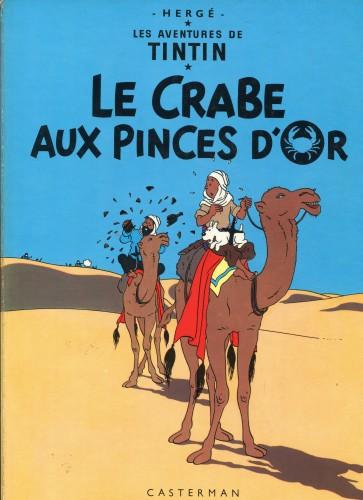 les-aventures-de-tintin---le-crabe-aux-pinces-d-or-271389