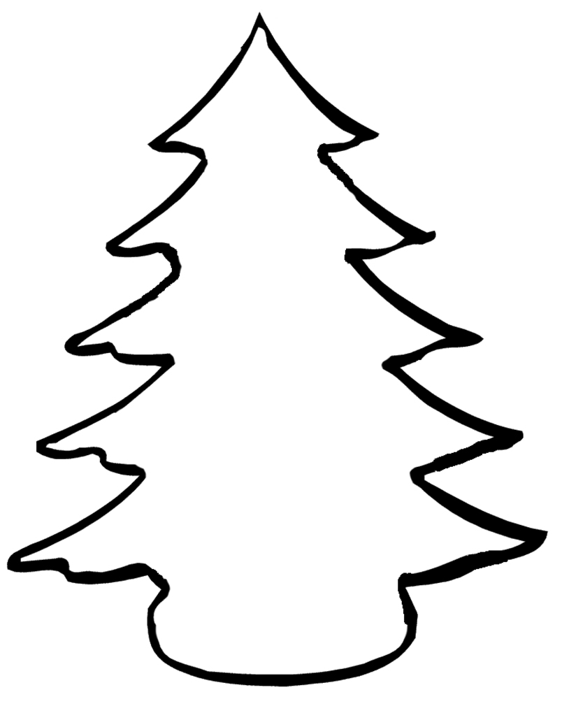 Imprimer p re no l devant sapin p re no l dessin p re no l - Modele sapin de noel a decouper ...