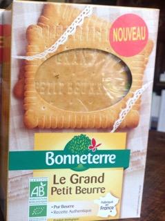 biscuit bio Bonneterre
