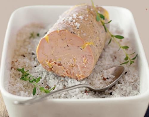 Foie gras entier Comtesse du Barry