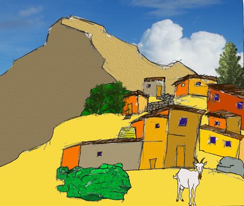 Village des Hysorius