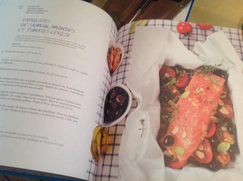Papillotes de saumon - Les enfants en cuisine - recette Hachette