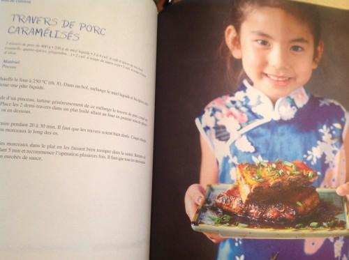 Travers de porc caramélisés - Les enfants en cuisine - Hachette
