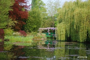 Giverny et Claude Monet