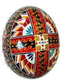 oeuf-peint roumain