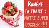 Tout sur la fraise