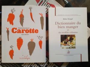 Carottes et Bien manger