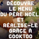 cooktoo-le menu du pere noel